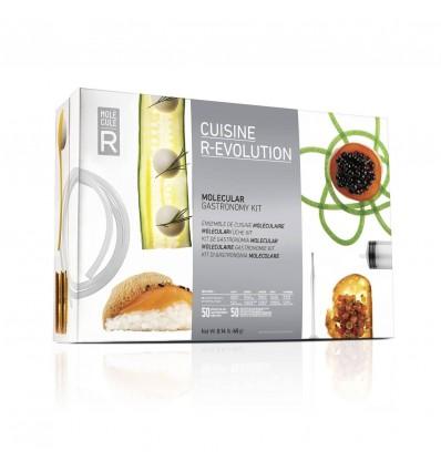 Κιτ μοριακής γαστρονομίας Cuisine R-Evolution