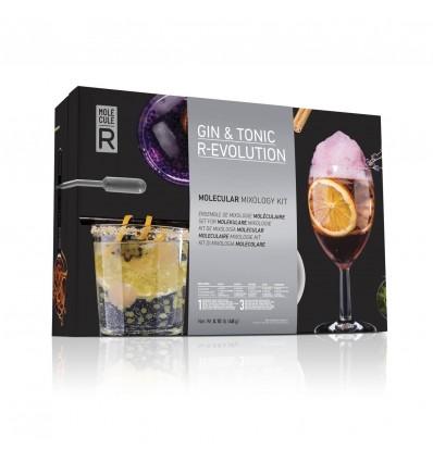 Gin & Tonic R-Evolution Molecular Mixology Cocktail Kit