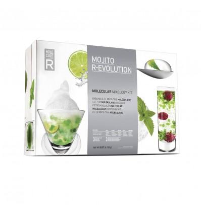 Cocktail Κιτ μοριακής γαστρονομίας Mojito R-Evolution