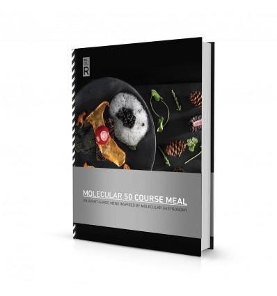 50 Molecular Gastronomy Recipe Book