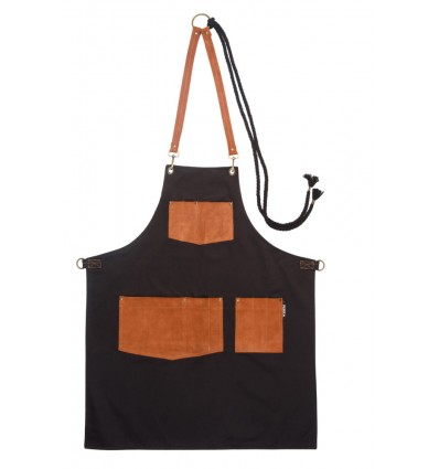 Chef's apron Blended Brown