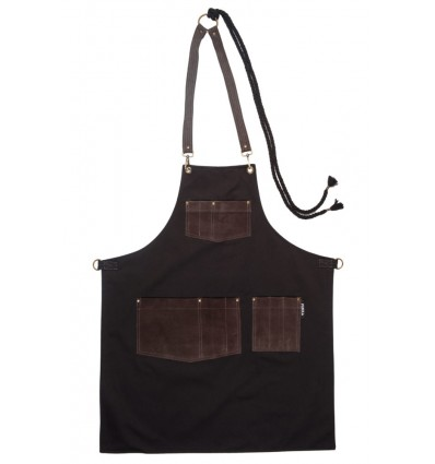 Chef's apron Blended Grey