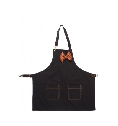 Chef's apron Women Girlie Bow